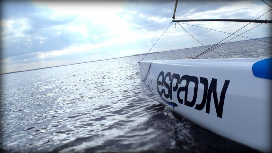Catamaran Espadon 2017