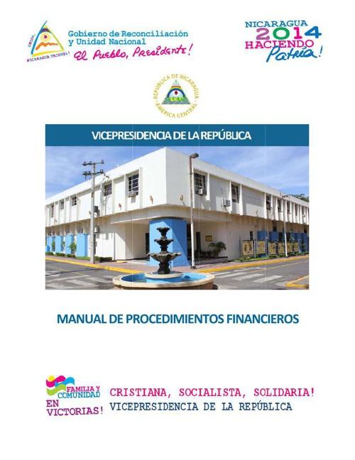 Manual Financiero 2014