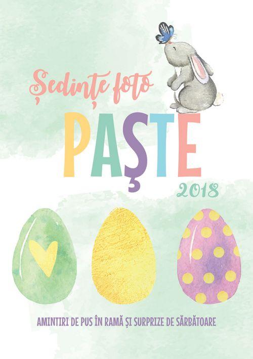 Brosura Paste 2018