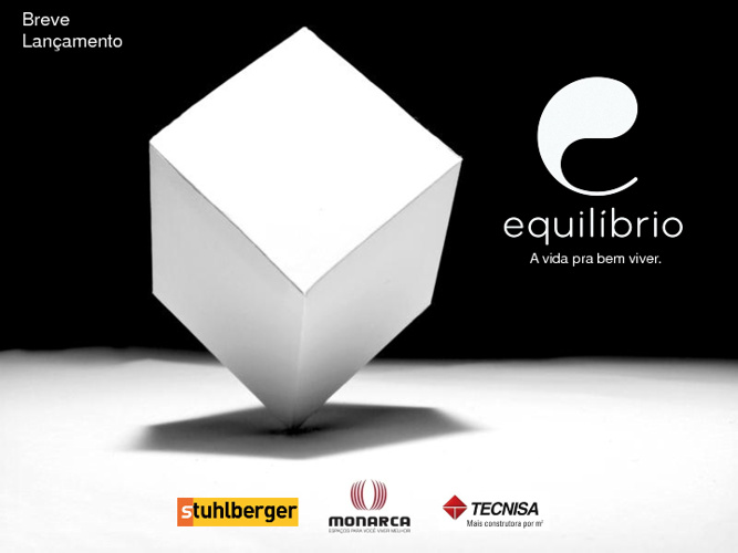 EQUILIBRIO - Tecnisa - Curitiba - Pr