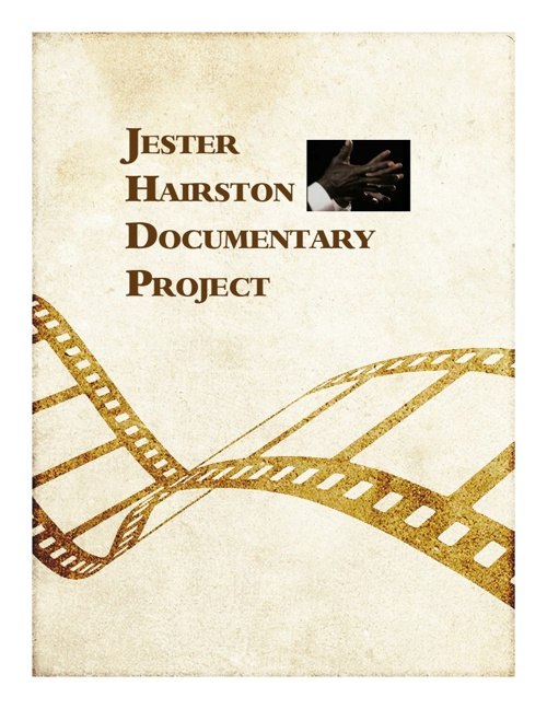 Jester Hairston Film Project Brochure