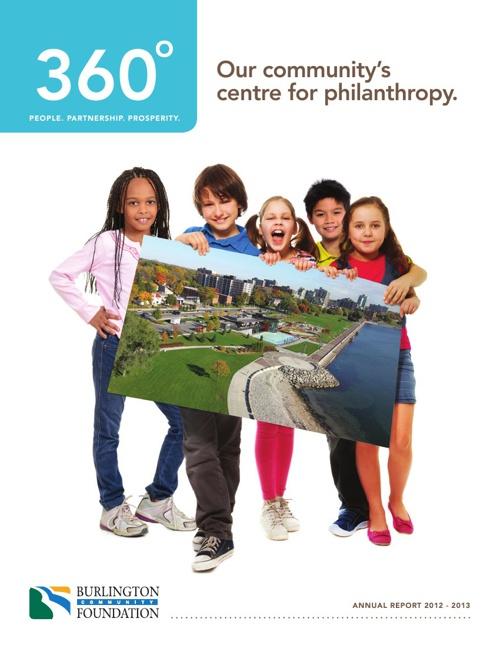 Burlington Community Foundation Annual Report 2012-2013