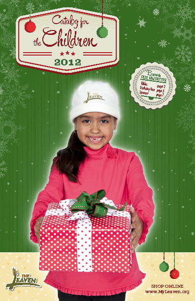 The Leaven's Catalog for the Children 2012