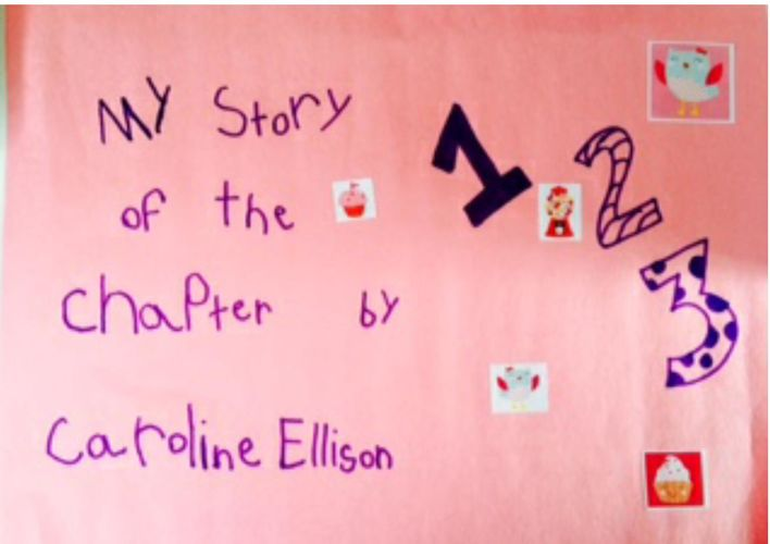 Caroline's Story of the Chapter in Math