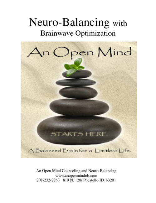Neuro-Balancing with Brainwave Optimization