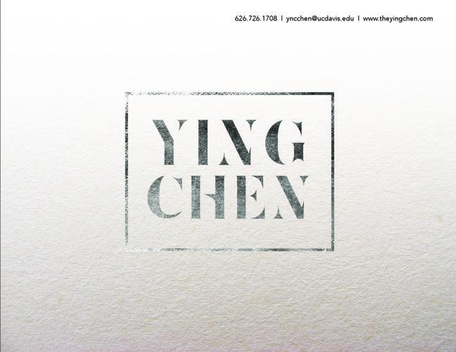 Ying Chen Portfolio