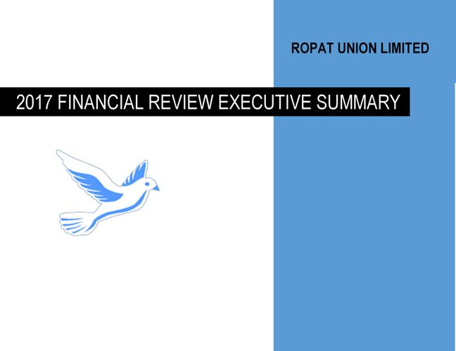 financial performance evaluation of union capital Intellectual capital and financial performance: an evaluation of the australian financial sector author(s): mahesh joshi (school of accounting, rmit university, melbourne,  – this is the first paper that examines the relationship of intellectual capital performance with financial performance of financial sector companies in australia.