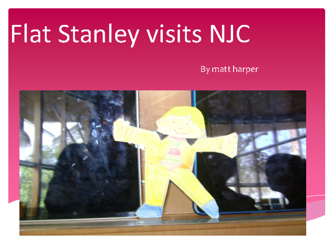 Another Flat Stanley