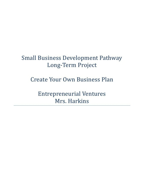 SBD Long-Term Project