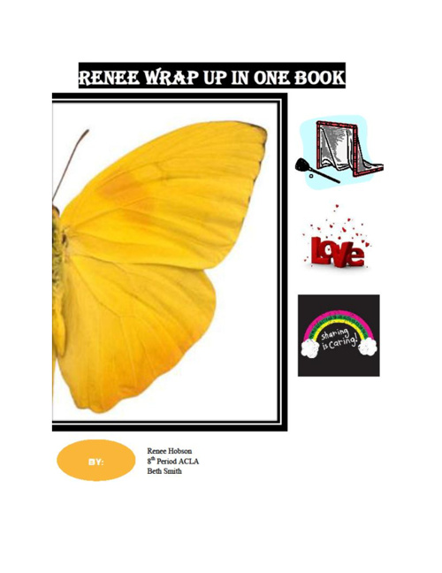 Renee's Wrap Up