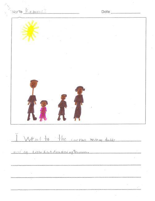 Kamauri's Published Writing