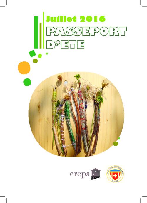 Passeport vacances été 2016
