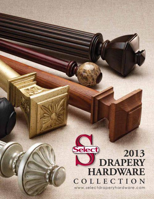 Select Drapery Hardware