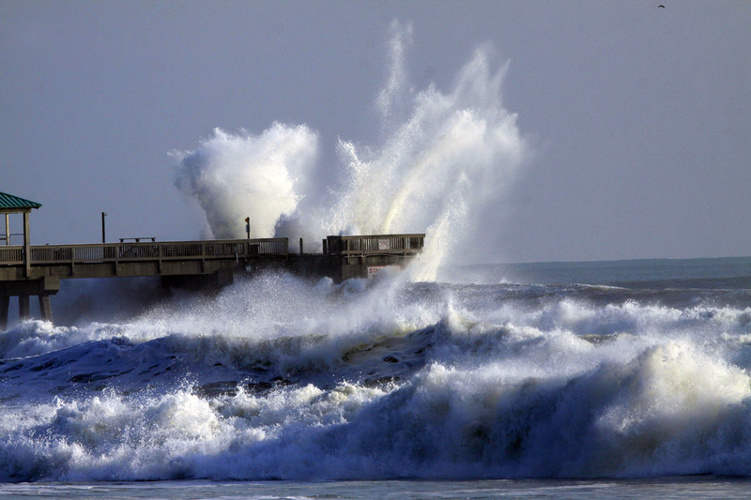 Hurricane Sandy- October, 2012