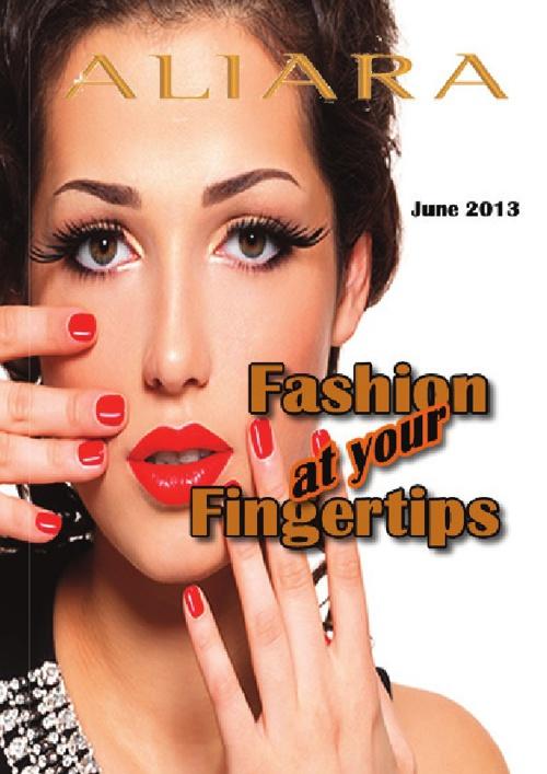 ALIARA June Catalogue - 2013
