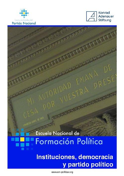 Cuaderno Instituciones