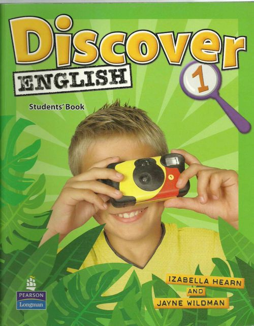 Discover English 1- STudents Boock