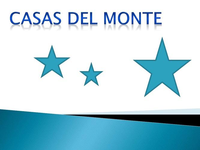 """C.R.A. AMBROZ - Village """"Casas del Monte"""""""