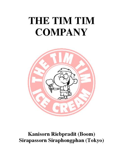 The Tim Tim Company