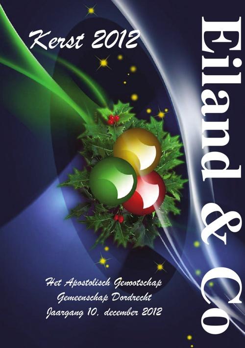 E&C Kerst2012