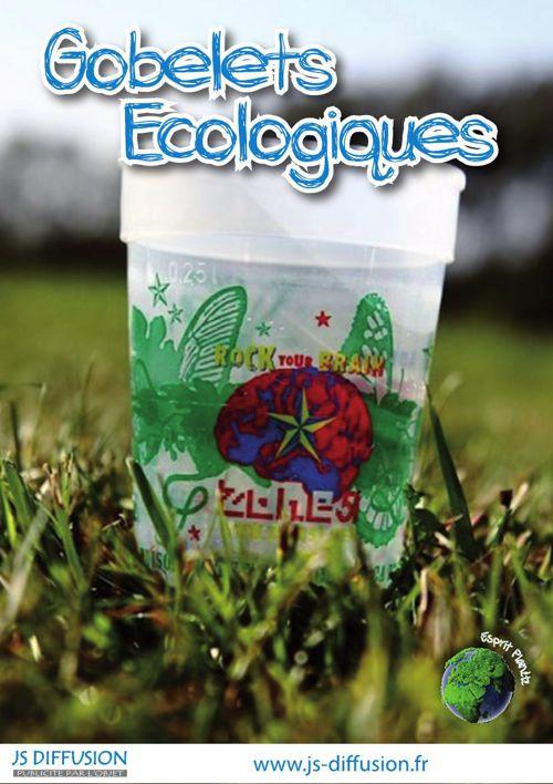 Catalogue Gobelets Eco