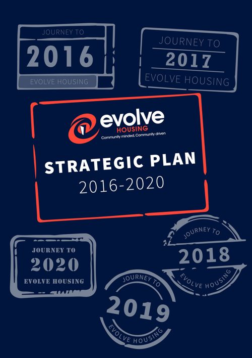 2016-20 Strategic Plan