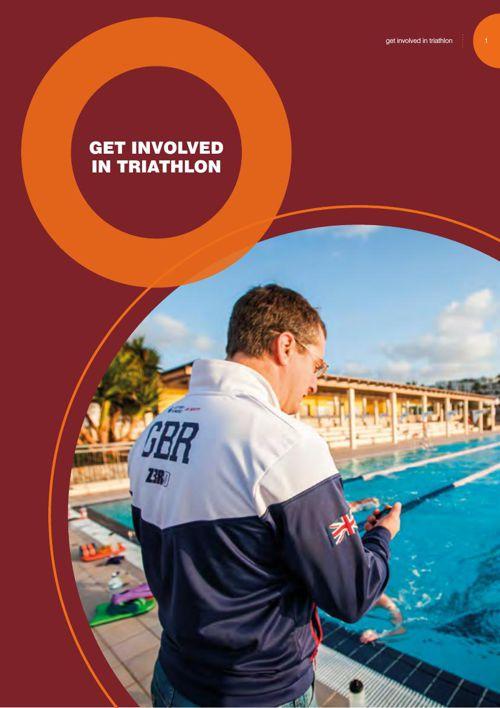 British Triathlon Handbook 2015 - Get Involved