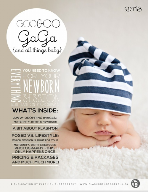 Flash'on Photography {all things baby}