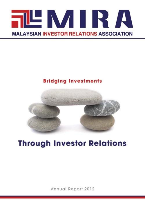 MIRA Annual Report 2012