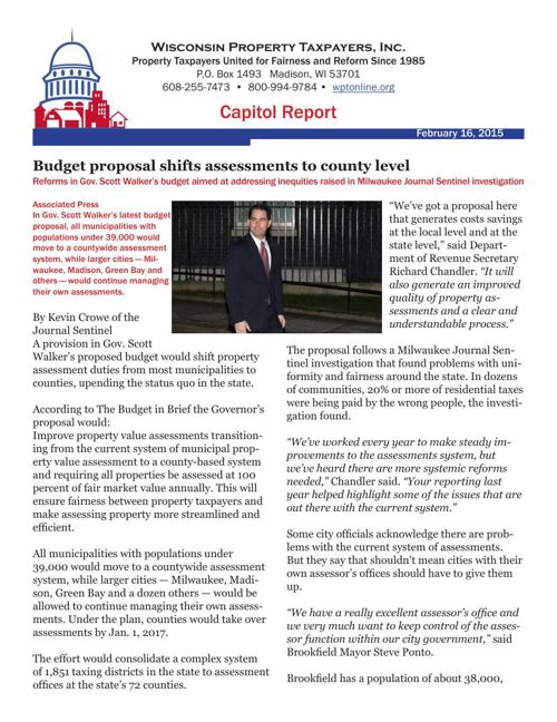 Capitol Report 02162015
