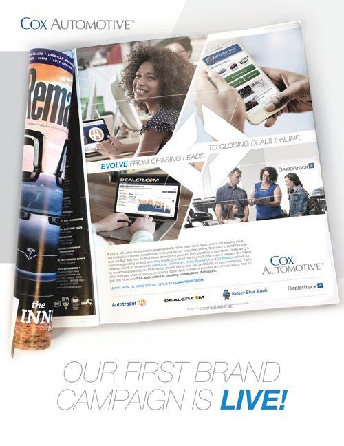 Cox Automotive Brand Campaign Ext Launch 2017