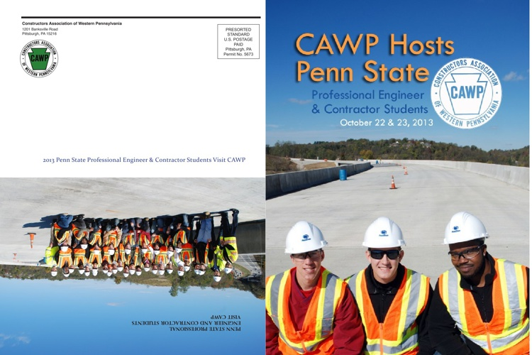 Penn State visits CAWP 2013