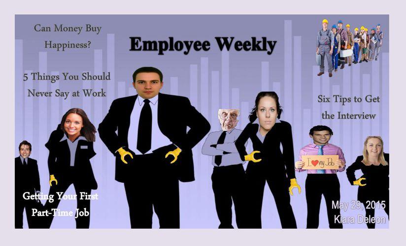Employee Weekly