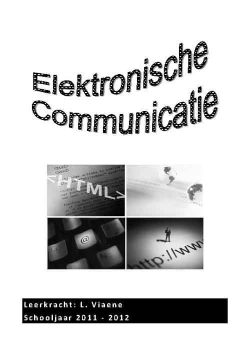 Cursus elektronische communicatie