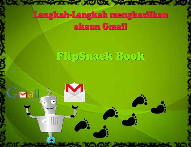 Langkah-langkah membuka Akaun Gmail