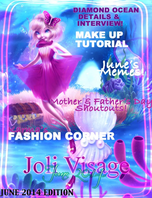 Joli Visage - June Edition