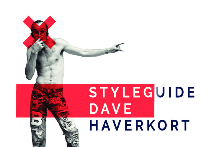 styleguide Dave Haverkort