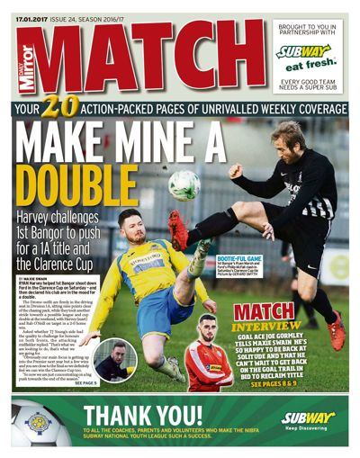 Match issue 24