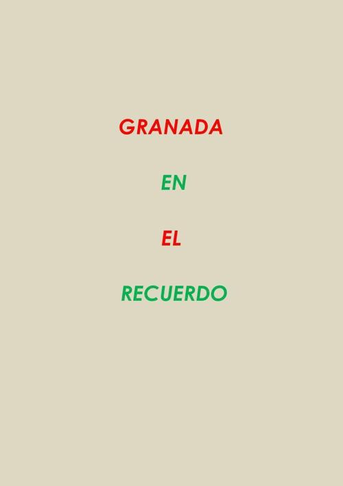 Granada-recuerdo