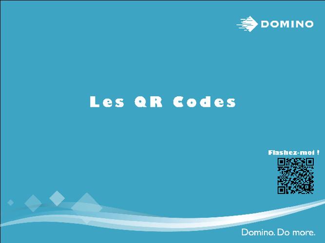 Les QR codes