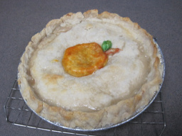 Our Amazing Peach Pie - Sam Stafford