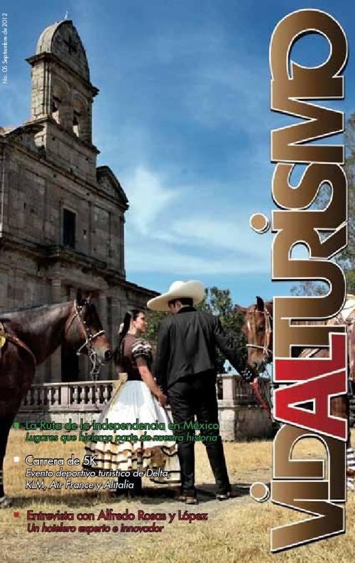 5ta Edición de la Revista VIDALTURISMO