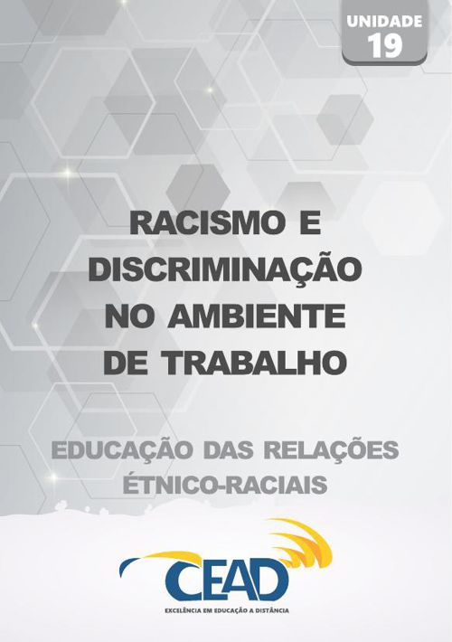 RELACOES ETNICO-RACIAIS - UNIDADE 19