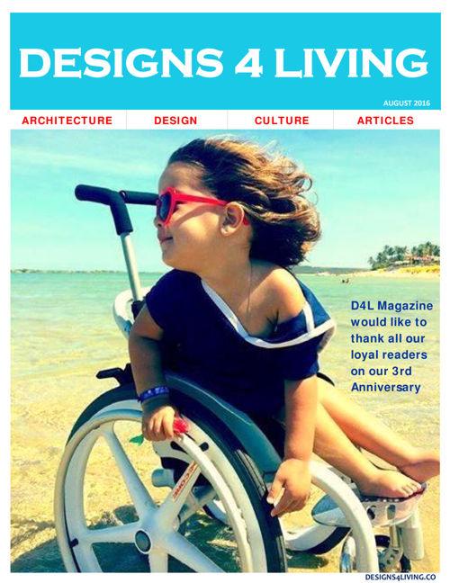 Designs 4 Living Magazine Summer Issue 2016