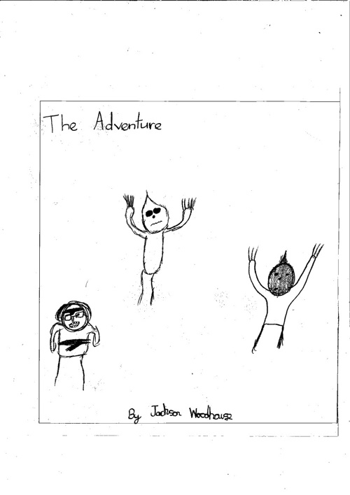 The Adventure by Jackson