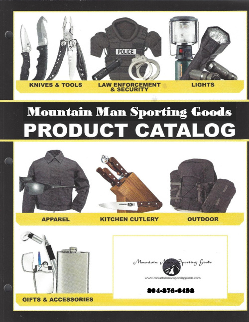 Mountain Man Sporting Goods Online Catalog