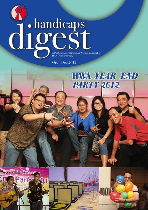 HWA Digest October - December 2012
