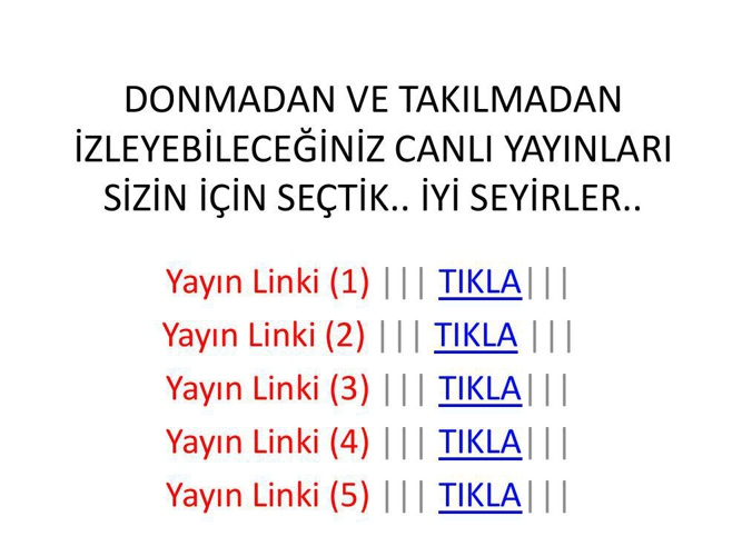 Caykur Rizespor Istanbul Basaksehir Canli Izle