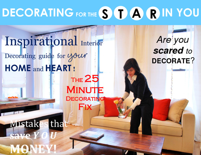 Decorating for the STAR in You!