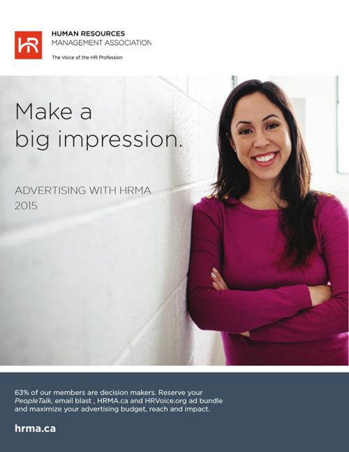 Advertising With HRMA